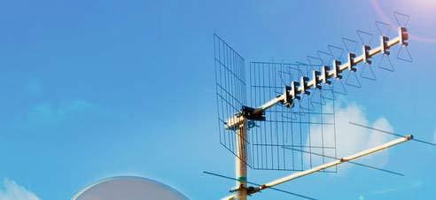 Digital Aerial Installation London