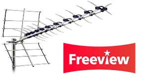 Freeview Aerial Installation London