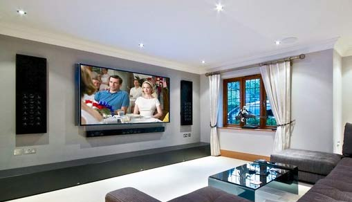 TV Wall Installation London