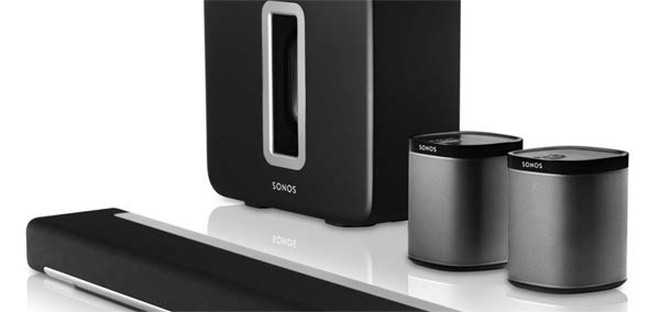 Quality Sonos Installations London
